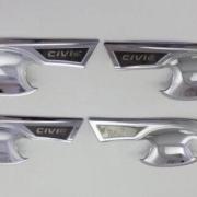 ốp hõm cửa xe Honda Civic 2017