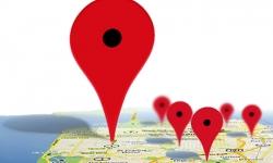 Bản đồ chỉ dẫn mua hàng