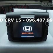 Màn hình DVD Honda CRV 2015