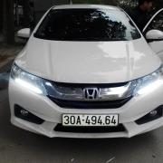Đèn led pha cho Honda City 2014