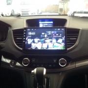 Màn hình theo xe Honda CRV 2015