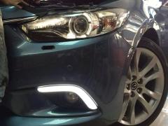 Led gầm Mazda 6